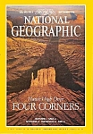National Geographic Magazine - September 1996