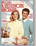 Click here to enlarge image and see more about item M7208: McCall's Needlework & crafts - June 1985