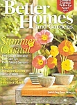 Better Homes  and Gardens-  July 2008