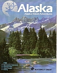 Click here to enlarge image and see more about item M7226: Alaska travel -  3 magazines 1983