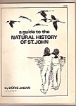 Click here to enlarge image and see more about item M7228: Natural historyof  ST.JOHN  in the Caribbean-  July1971