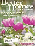 Click here to enlarge image and see more about item M7233: Better Homes and Gardens - April 2000