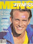 Click here to enlarge image and see more about item M7284: Men's Fitness - August 1990