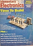 Click here to enlarge image and see more about item M7288: Elementary Electronics - November,Decem ber 1973