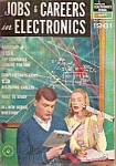 Click here to enlarge image and see more about item M7289: jOBS & Careers in ELECTRONICS - 1961
