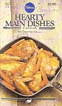 Pillsbury Hearty main dishes cookbook  1982