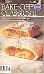 Pillsbury bake off Classics II  -1981