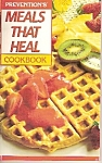 Meals that Heal cookbook -  1993