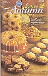 Pillsbury Festive autumn recipes