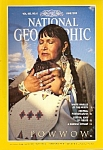 National Geographic magazine-  June 1994