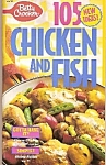 Betty Crocker 105 new ideas chicken and fish - 1992