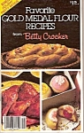 Betty Crocker Gold medal flour recipes -=  1984