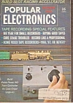 Click here to enlarge image and see more about item M7324: Popular Electronics -  December 1965