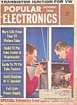 Click here to enlarge image and see more about item M7325: Popular Electronics -  October 1965
