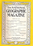 National Geographic magazine- February 1951