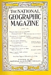 National Geographic magazine - July 1951