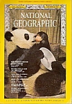 National Geographic magazine - December 1972