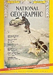 National Geographic magazine-March 1974