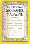 National Geographic Magazine - September 1953