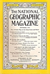 National Geographic magazine -  October 1953