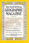 National Geographic magazine -   April 1959