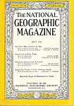 National Geographic magazine -  June 1953