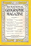 National Geographic magazine-  september 1954