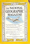 National Geographic Magazine -  September 1959