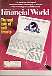 Financial world -  January 1981