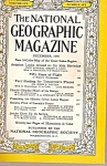 National Geographic magazine -  December 1953