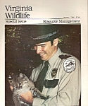 Virginia Wildlife -  JaNUARY 1982