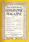 The National Geographic Magazine-  August 1975