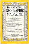 The National; Geographic Magazine - October 1955