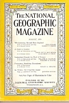 The National Geographic magazine - August 1950