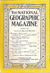 The National Geographic magazine- March 1954