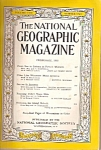 The National Geographic magazine - February 1955