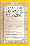 The National Geographic magazine - July 1955