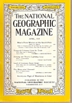 The National Geographic magazine -April 1958
