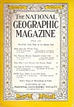 The National Geographic magazine -  July `1958