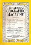 The National Geographic magazine- October 1958
