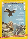National Geographic magazine -  October 1969