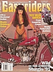 Easyriders  magazine - December 1991