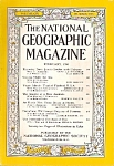 The National Geographic magazine =- February 1956