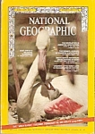 National Geographic magazine -  February 1970