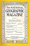 The National Geographic magazine -  August 1956