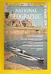 National Geographic magazine -  July 1967