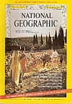 National Geographic magazine - December 1967