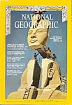 National Geographic magazine -  June 1969