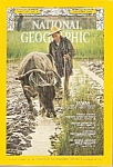 National Geographic magazine- January 1969