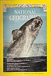 National Geographic magazine- March 1976